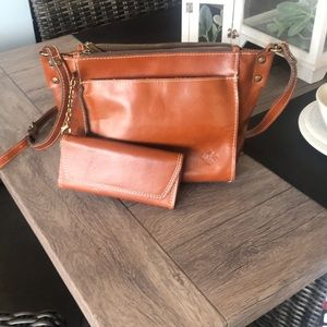 PATRICIA NASH crossbody handbag